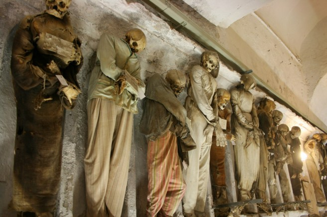 Palermo Catacombs