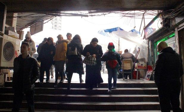 Underground Tbilisi